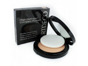 Компактна пудра Artdeco High Definition Compact Powder №03 Soft cream 10 гр