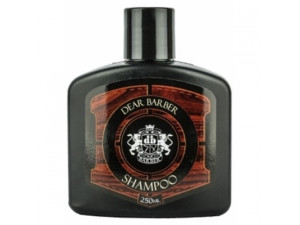 Шампунь для ухода за волосами и бородой Dear Barber Shampoo 250 ml