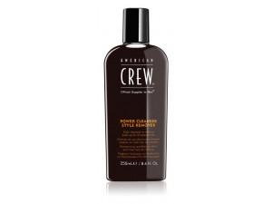 Шампунь ежедневный для глубокого очищения -American Crew Power Cleanser Style Remover 250 ml