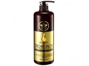 "Восстанавливающий шампунь ""Золотая терапия"" Daeng Gi Meo Ri Sacha Inchi Gold Therapy Shampo 1000мл"