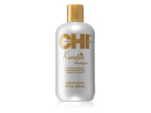 Восстанавливающий кератиновый шампунь CHI Keratin Reconstructing Shampoo