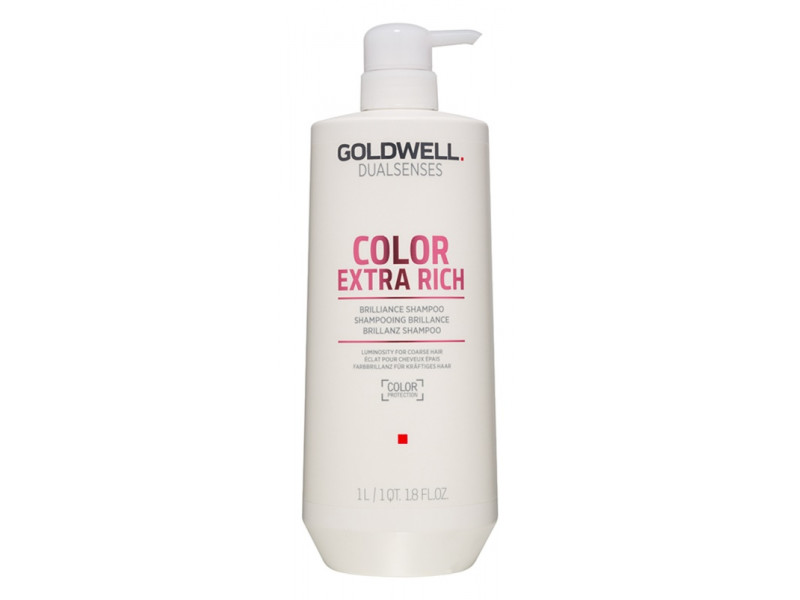 Шампунь для окрашенных волос Goldwell Dualsenses Color Extra Rich Brilliance  1000 мл