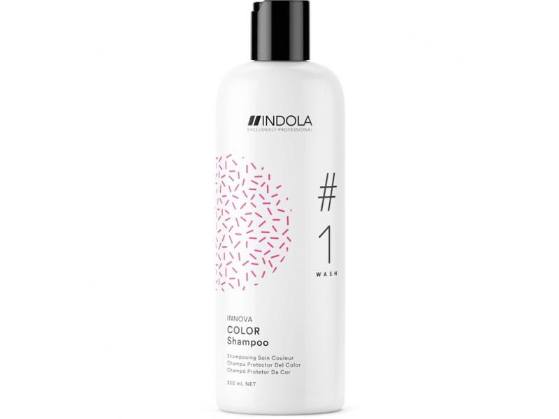 Шампунь для окрашенных волос Indola Innova Color Shampoo 300 мл