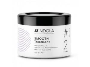 Разглаживающая маска для волос Indola Innova  Smooth Treatment 200 мл