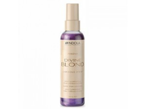 Нейтрализирующий спрей-кондиционер для волос Indola Innova Divine Blond Luminous Spray 150 мл