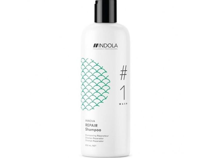 Шампунь восстанавливающий для поврежденных волос Indola Innova Repair Shampoo 300 мл