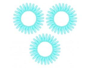 Резинка - браслет для волос бирюзовая  Mint to Be (3 шт.)
