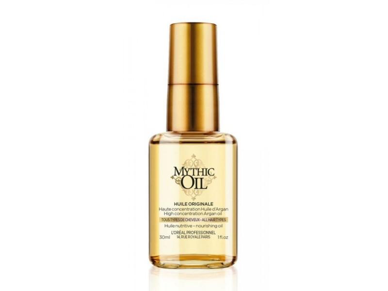 Міні-питательное масло-L'Oreal Professionnel Mythic Oil Originale High Concentration Argan Oil 30 ml