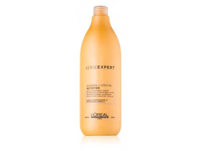 Кондиционер для сухих и ломких волос 1000 мл -L'Oreal Professionnel Nutrifier Conditioner