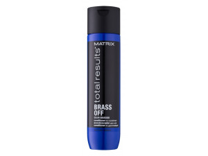 Кондиционер для глубокого питания волос Matrix Total Results Brass Off 300 ml