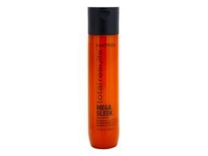 Matrix Total Results Mega Sleek Shampoo - Шампунь с маслом ши для гладкости волос 300 ml