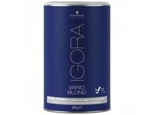 Осветляющий порошок для волос экстрасильный Schwarzkopf Professional Igora Vario Blond Extra Power