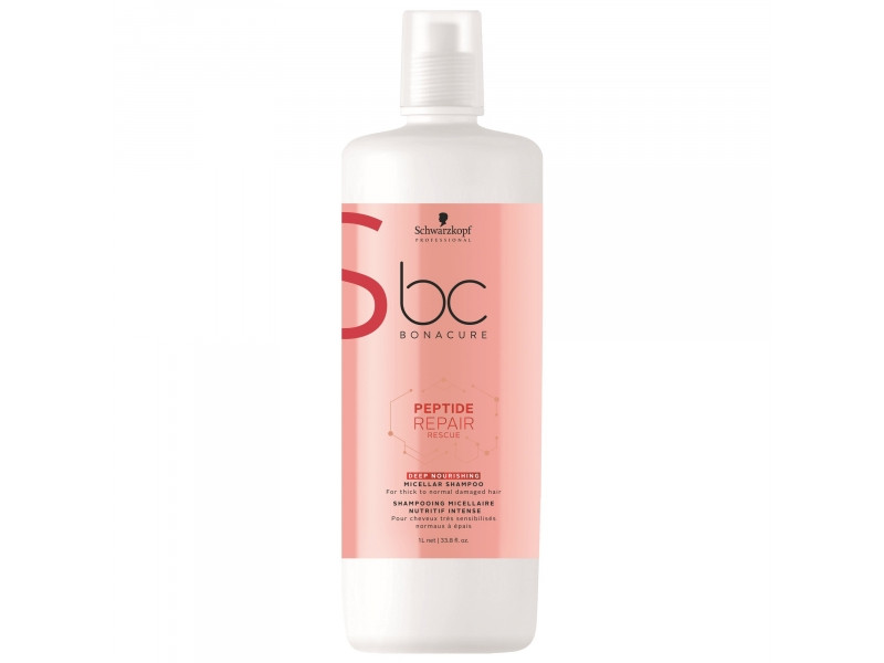 Восстанавливающий кондиционер Schwarzkopf Professional BC Bonacure Peptide Repair Rescue Conditioner 1000мл
