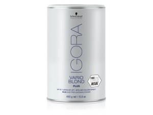 Осветляющий порошок Schwarzkopf Professional Igora Vario Blond Plus 450 мл
