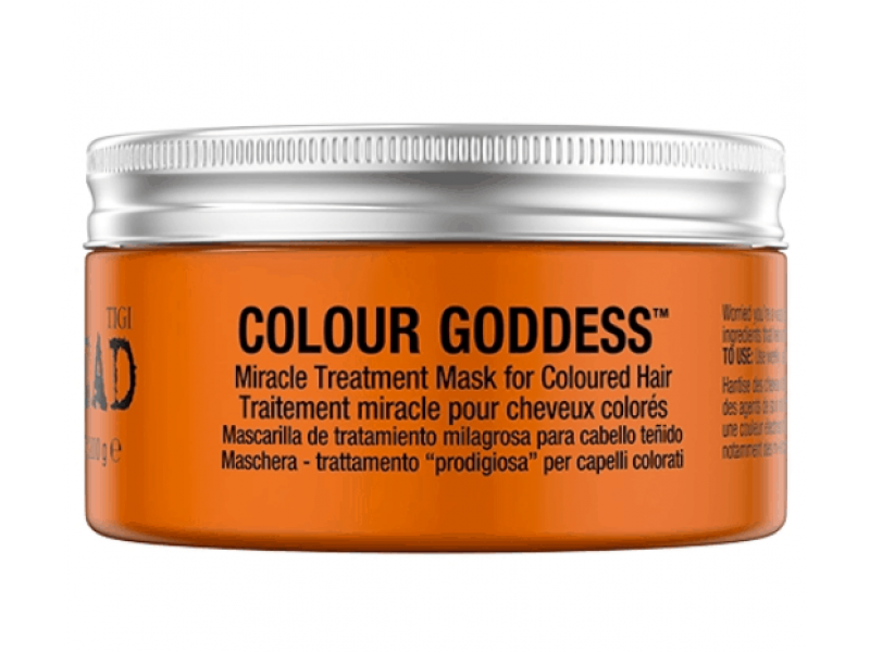 Питательная маска для окрашенных волос Tigi Bed Head Colour Goddess Miracle Treatment Mask 200 мл